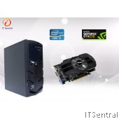 Nvidia GTX650 Gaming PC + Intel Core i5 2400
