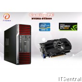 Nvidia GTX650 + Intel i3 -2100 Gaming PC
